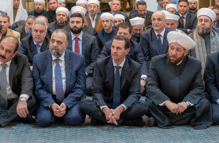 """""""عيدية"""" من رئيس النظام السوري لموظفيه وعسكرييه"""