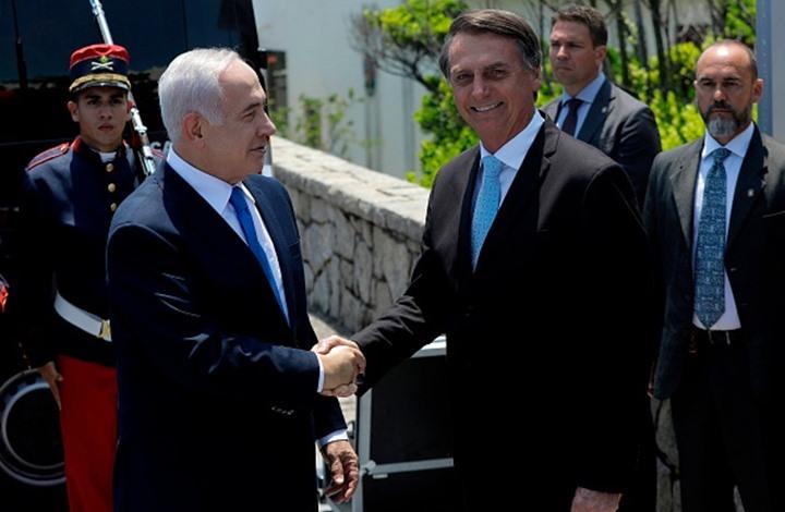 زيارة نتنياهو تكشف المصالح المتبادلة بين إسرائيل والبرازيل