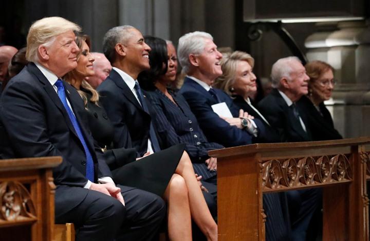 هذه أعمار رؤساء أمريكيين عند استلامهم للرئاسة (إنفوغراف)