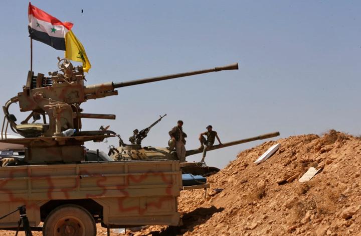 """مصدر لـ""""عربي21"""": حزب الله يعيد انتشاره في الجنوب السوري"""