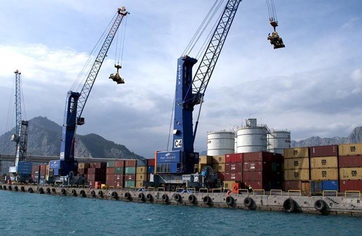 زيادة بصادرات تركيا وانخفاض كبير بالواردات في يناير
