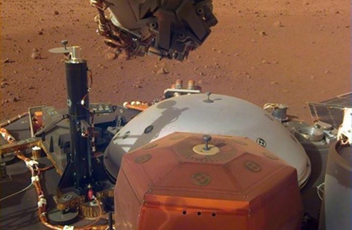 لأول مرة.. تسجيل صوت الرّياح على كوكب المريخ (شاهد)