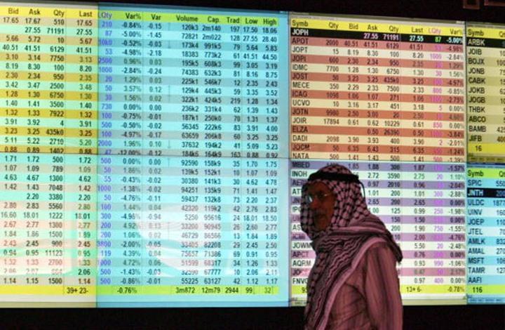 صافي الدين العام للأردن يقترب من 50 مليار دولار