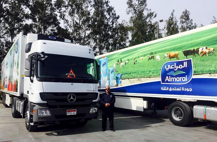 """طرح معدات وآليات لـ""""المراعي"""" السعودية للبيع بالمزاد"""