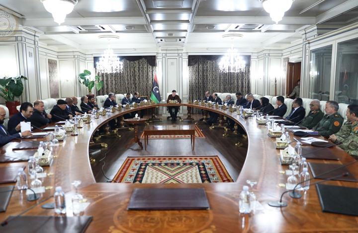 الخارجية الليبية: تونس أعربت عن دعمها الكامل لحكومة الوفاق