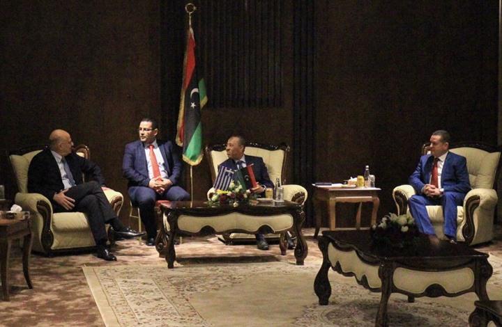 """هل تشكل اليونان مع حكومة """"حفتر"""" تهديدا لاتفاقية تركيا ليبيا؟"""