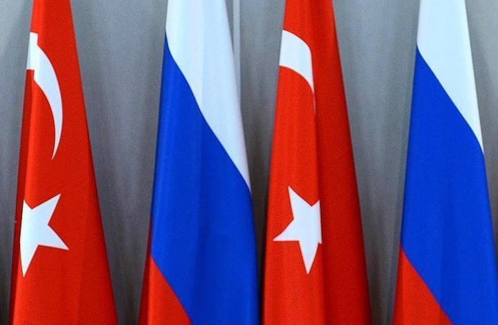وفد تركي في موسكو لإجراء مباحثات حول سوريا وليبيا