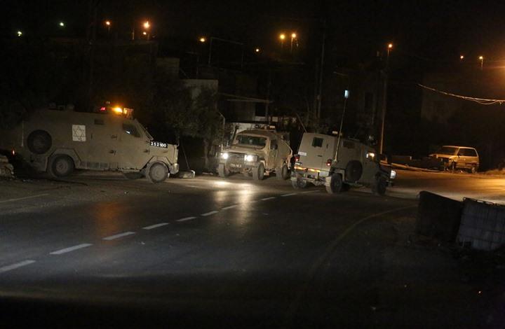 إصابة 3 شبان برصاص الاحتلال في رام الله واختطاف أحدهم