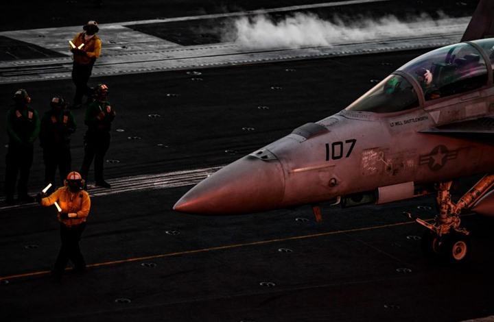 قبيل إسقاط الطائرة.. روسيا: مقاتلات شبح أمريكية أربكت إيران