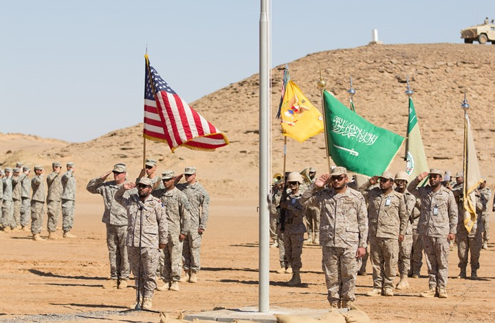 تمديد تدريب عسكري أمريكي للسعودية مقابل 350 مليون دولار
