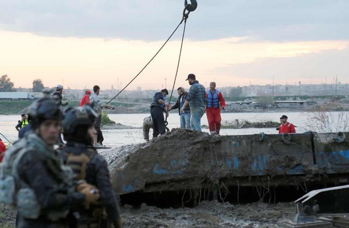 الغارديان: كيف كشف غرق عبارة بالموصل عن فساد الدولة؟