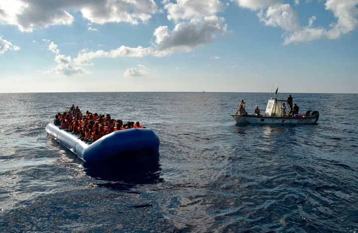 غرق 17 مهاجرا وإنقاذ آخرين قبالة سواحل تونس