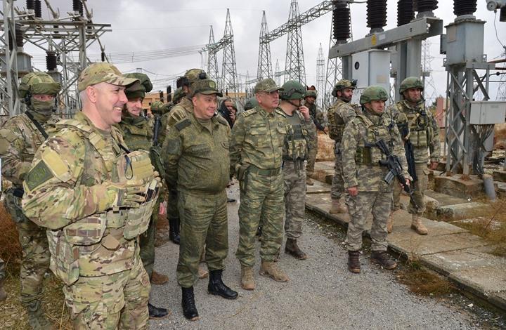 """مباحثات تركية-روسية تؤدي إلى عودة الكهرباء لريف """"تل أبيض"""""""