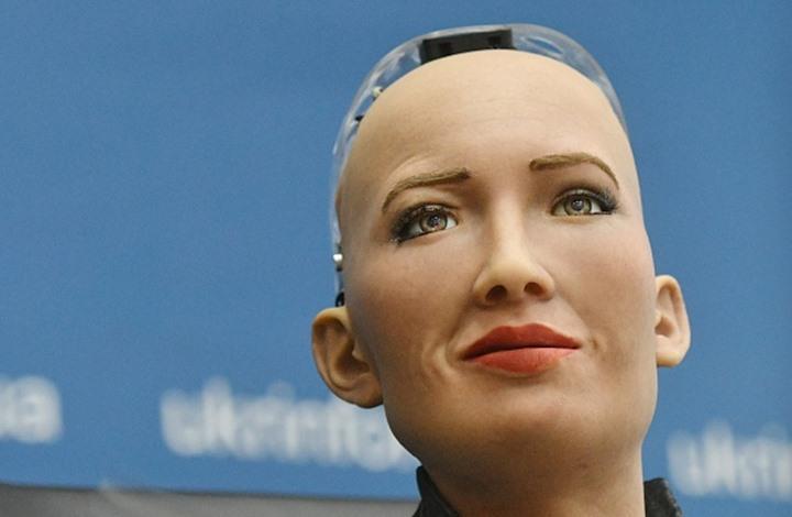 الروبوت صوفيا سيزور شرم الشيخ قريبا لحضور هذه المناسبة