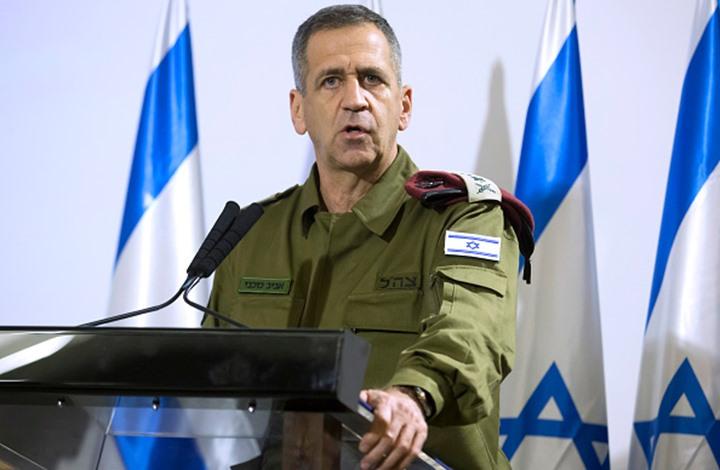انتقادات عسكرية إسرائيلية لتهديدات كوخافي ضد إيران