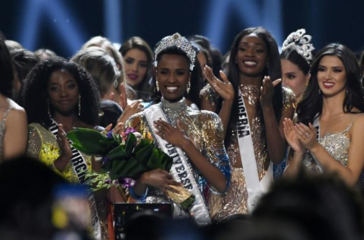 أفريقية تتربع على عرش ملكة جمال الكون 2019