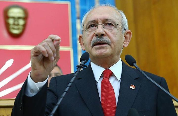 ماذا وراء اجتماع نشطاء سوريين بزعيم المعارضة التركية؟