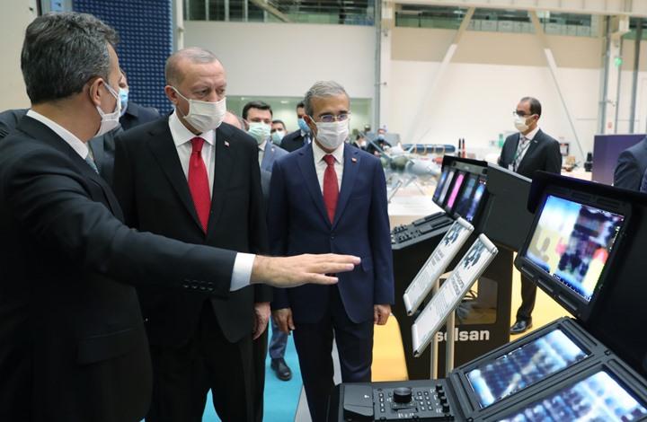 عقوبات أمريكية على تركيا تطال مسؤول الصناعات الدفاعية