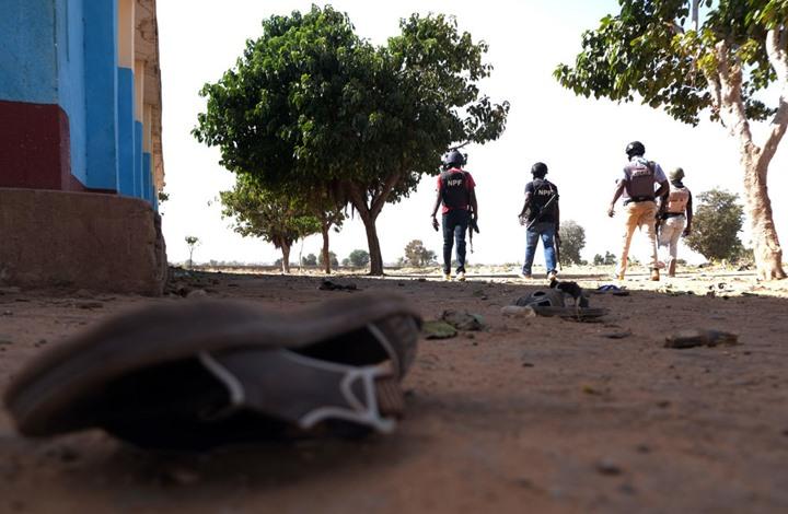 مقتل 22 شخصا بهجوم مسلح شمال غرب نيجيريا