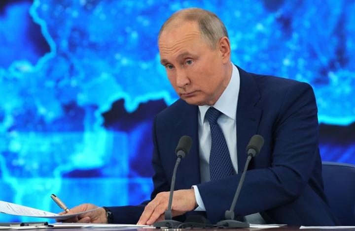 بوتين عن العلاقة مع سوريا: المصالح الروسية أولا