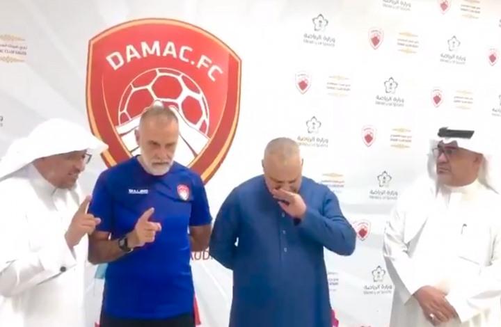 مساعد مدرب بالدوري السعودي من أصل إيطالي يعلن إسلامه