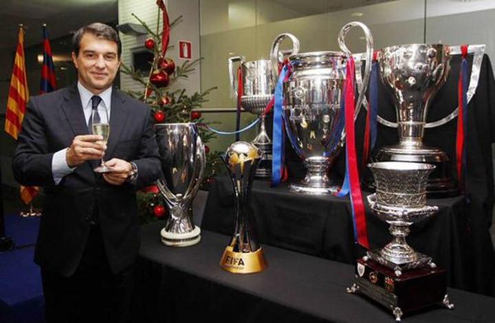 مرشح لرئاسة برشلونة: سأكرر سحق ريال مدريد بسداسية
