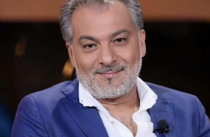 الممثل السوري جمال سليمان يرثي المخرج حاتم علي