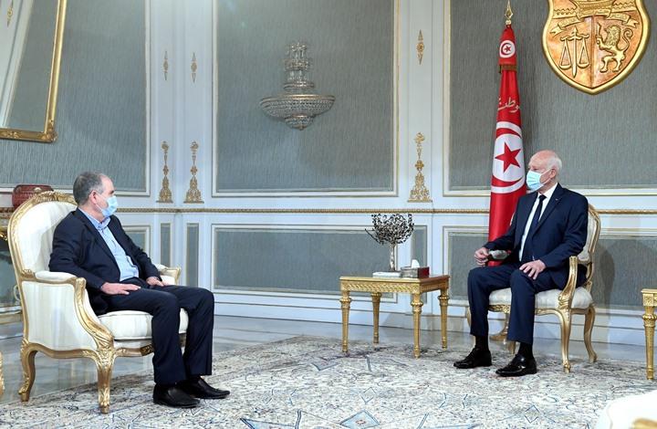 رئيس تونس يقر بانحراف الثورة ويعلن إجراء حوار لتصحيح مسارها
