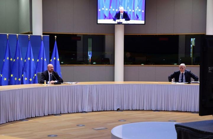 """المجلس الأوروبي: نلعب """"القط والفأر"""" مع تركيا.. ويهدد بعقوبات"""