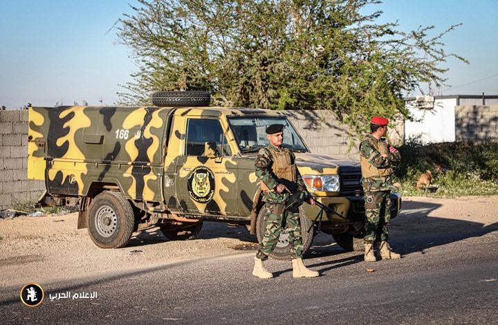 الجيش الليبي: وصول ذخائر ومرتزقة لحفتر في سرت والجفرة