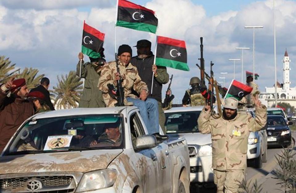 ليبيا تستعد للاحتفال بالذكرى الثالثة للإطاحة بالقذافي