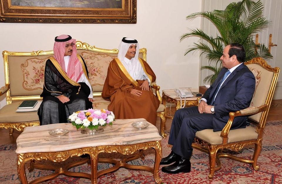 خارجية قطر: لا خلاف مع القاهرة يستدعي رأب الصدع