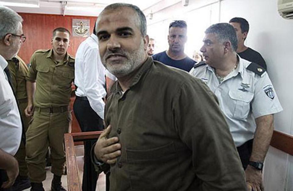 """""""فوضى"""" فلم إسرائيلي عن حياة قائد القسام الأسير إبراهيم حامد"""