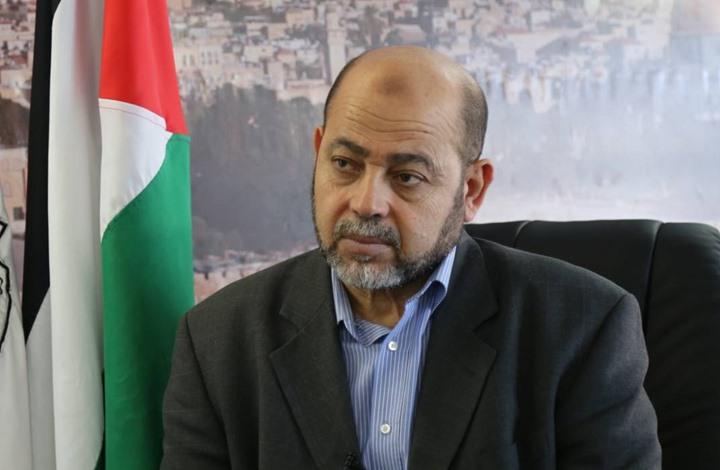 قيادي بحماس: عودة السلطة للتنسيق الأمني أفشل المصالحة
