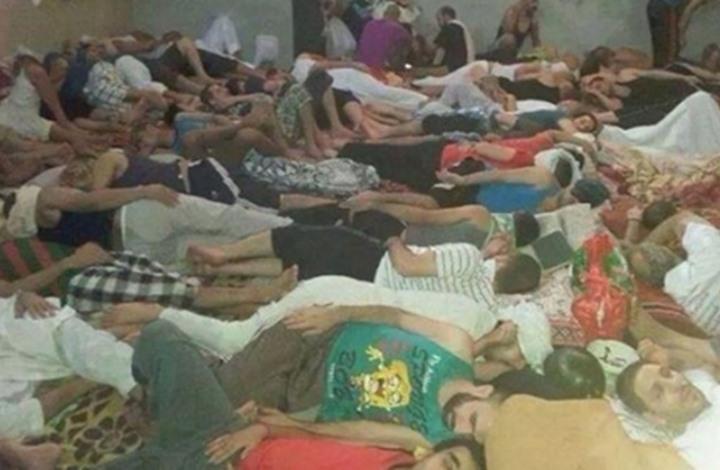 منظمة حقوقية: المعتقلون المصريون يتعرضون للقتل البطيء