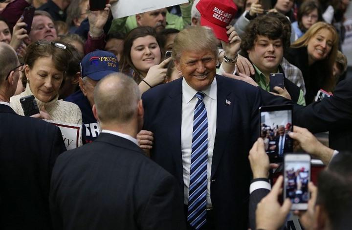 ترامب: الفوز في نيو هامبشير ليس ضروريا لضمان الترشيح