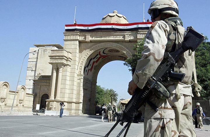 """قائد جديد لحماية """"المنطقة الخضراء"""" والرئيس العراقي يحذر"""