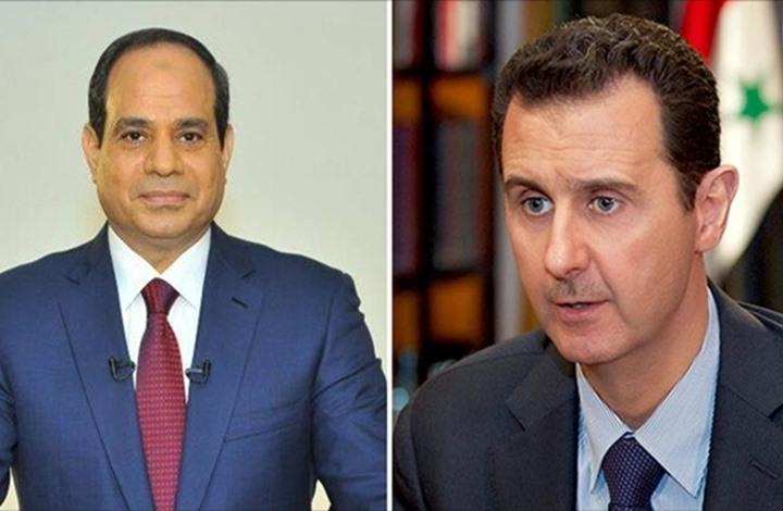 فورين أفيرز: هل يدعم السيسي نظام بشار الأسد وكيف؟