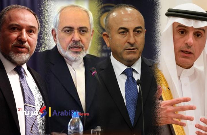 """السعودية وتركيا وإيران وإسرائيل على المنصة ذاتها بـ""""ميونخ"""""""