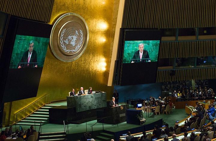 رسالة من فنانين ومثقفين سوريين للأمم المتحدة.. بماذا طالبوا؟