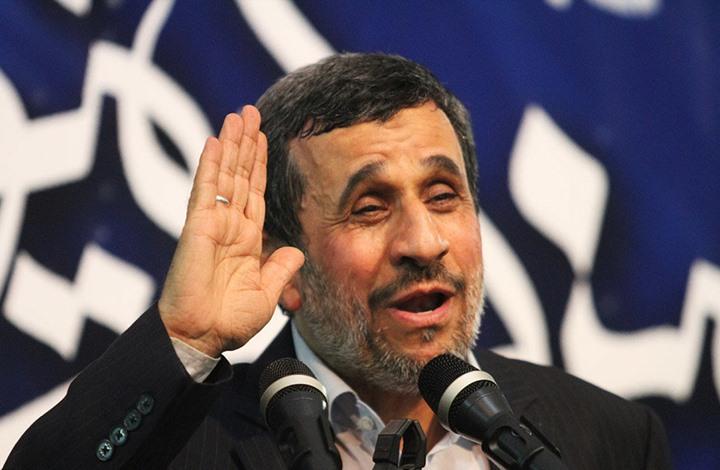 """نجاد: مسؤول مكافحة التجسس بإيران كان عميلا لـ""""إسرائيل"""""""