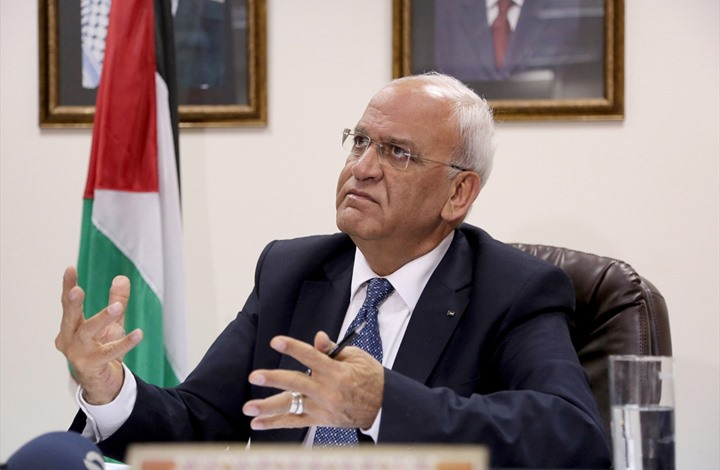 عريقات لعمرو موسى: فلسطين ليست بحاجة لمن يستخدمها