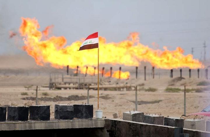 """هجوم صاروخي على منشأة نفط عراقية.. و""""داعش"""" تتبنى (شاهد)"""