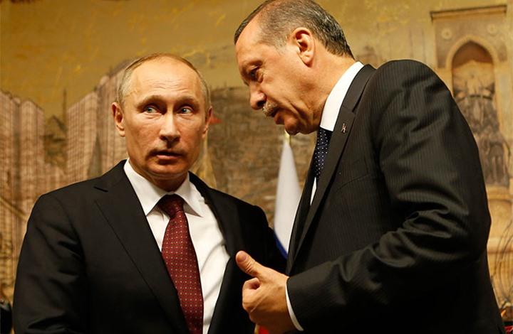 أردوغان: سألتقي بوتين قريبا في إطار الترتيبات بشمال سوريا