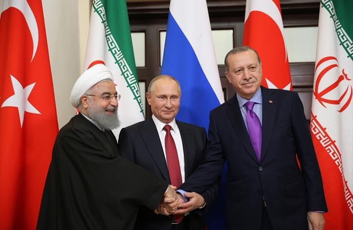 لماذا تفرض واشنطن عقوبات متزامنة على روسيا وتركيا وإيران؟