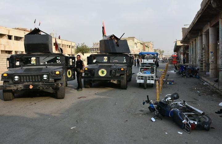 مقتل شرطي عراقي بهجوم مسلح في كركوك