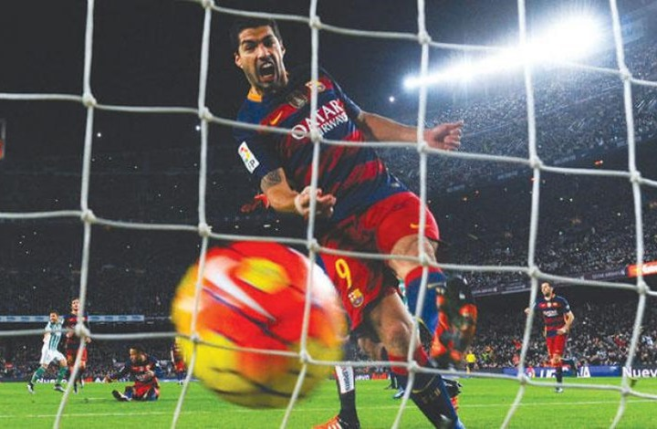 تقارير: فسخ عقد سواريز مع برشلونة وتحديد وجهته الجديدة