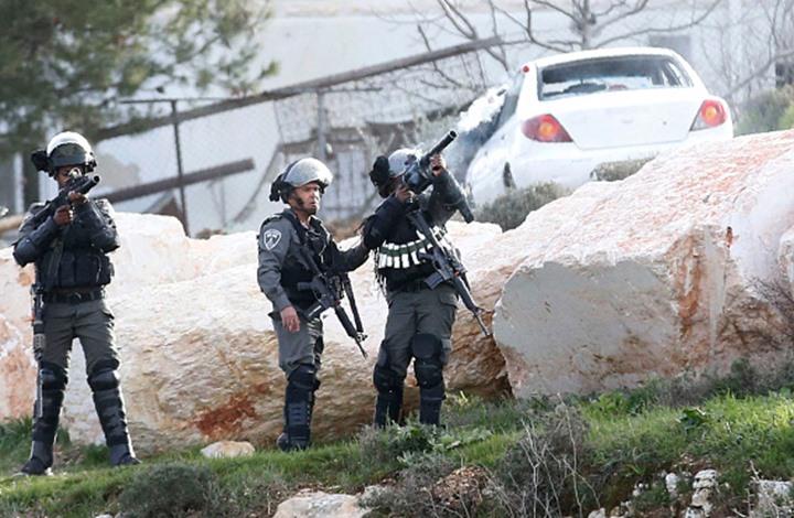 """إصابات في مواجهات مع الاحتلال بـ""""جمعة الوفاء لجرار"""" (شاهد)"""