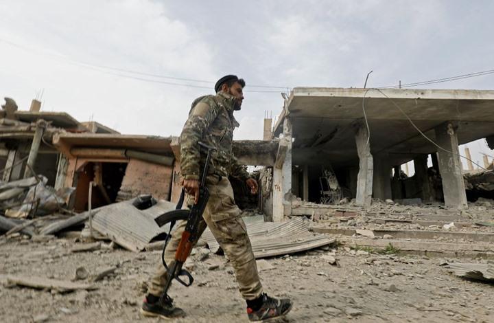قائد بمعارضة سوريا: ميليشيات إيرانية تنضم للوحدات الكردية