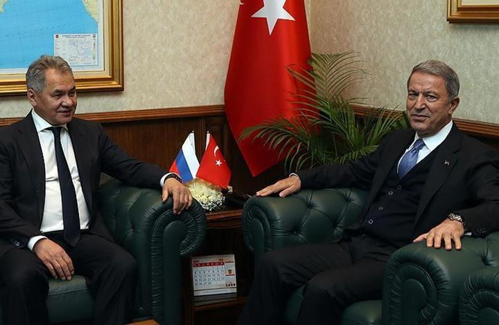 روسيا وتركيا تتفقان على إجراءات لضمان الاستقرار في إدلب